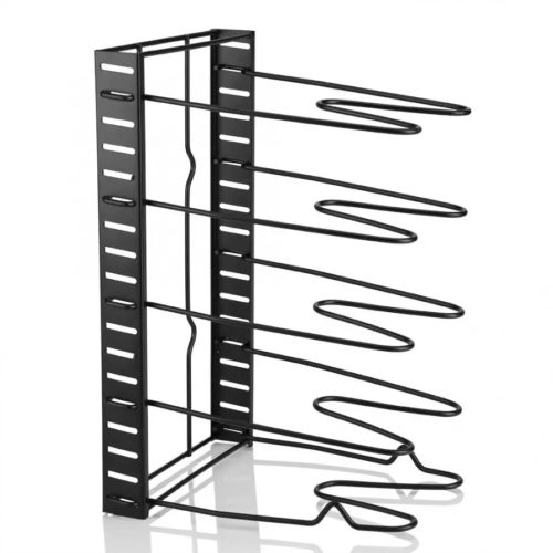 Pan Storage Rack 5-Tier Organizer