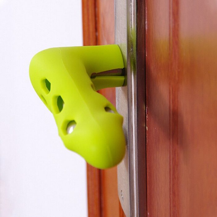 Door Handle Cover Safety Silicone Cover
