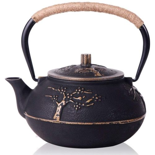 Japanese Teapot 900ml Infuser Pot