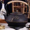 Japanese Teapot 900ml Infuser Pot