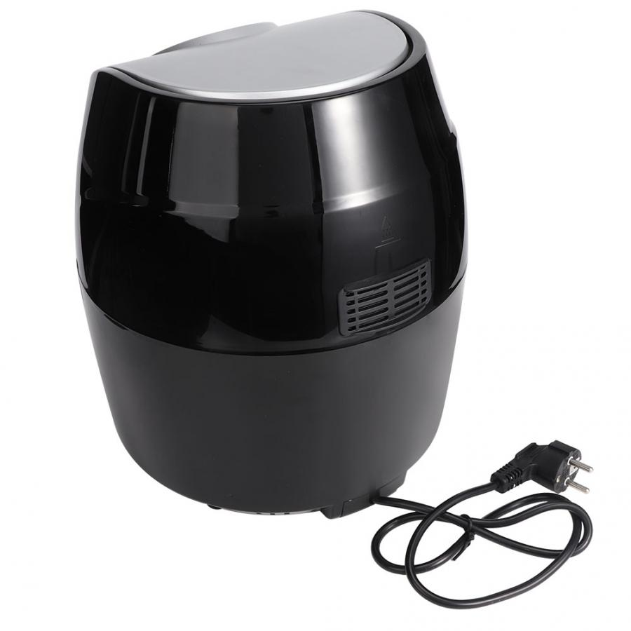 5L Air Fryer LED Touch Screen Timer Temperature Control Chicken Oil free Air Fryer Multifunction Electric Deep Fryer 220V 1500W