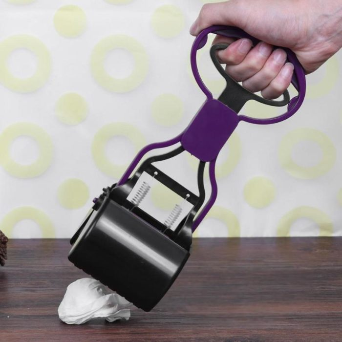 Pet Poop Scooper Outdoor Waste Cleaner