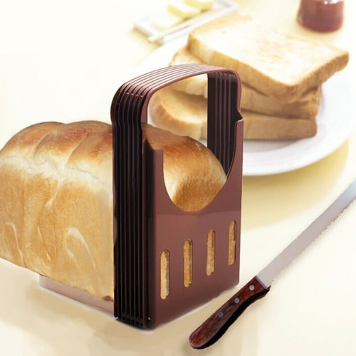 Bread Slicing Guide Loaf Precise Cutting Guide