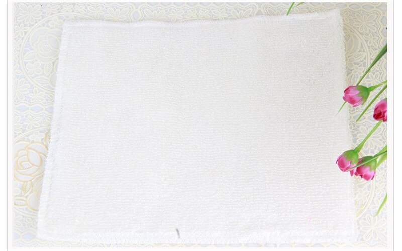 Bamboo Cloth Cleaning Rags (10pcs)