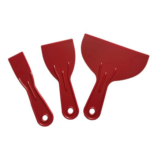 Plastic Paint Scraper Set (3pcs)