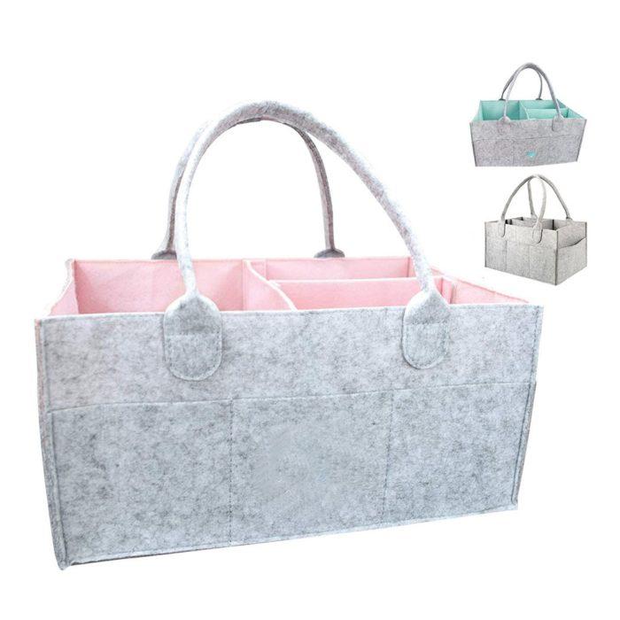 Nappy Bag Organiser Baby Caddy