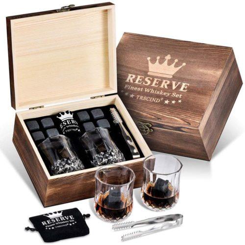 Whiskey Glass Gift Set (12-Pieces Set)