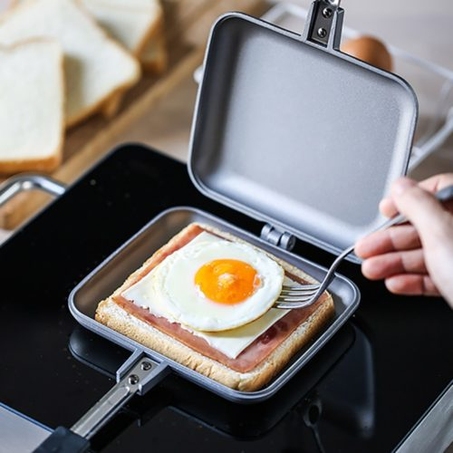 Non-stick Double Side Pan