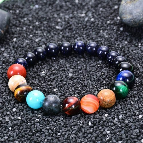 Miniverse Bracelet with Natural Stones