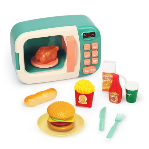 Microwave Toy Oven for Kids