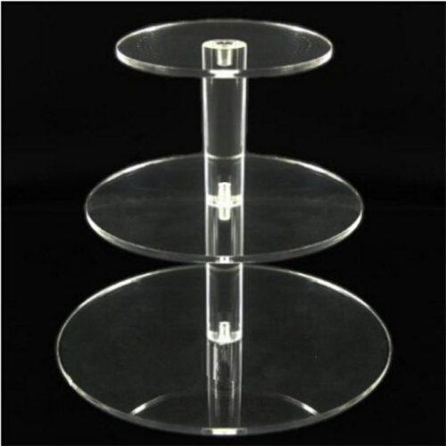 Acrylic Cupcake Display Stand