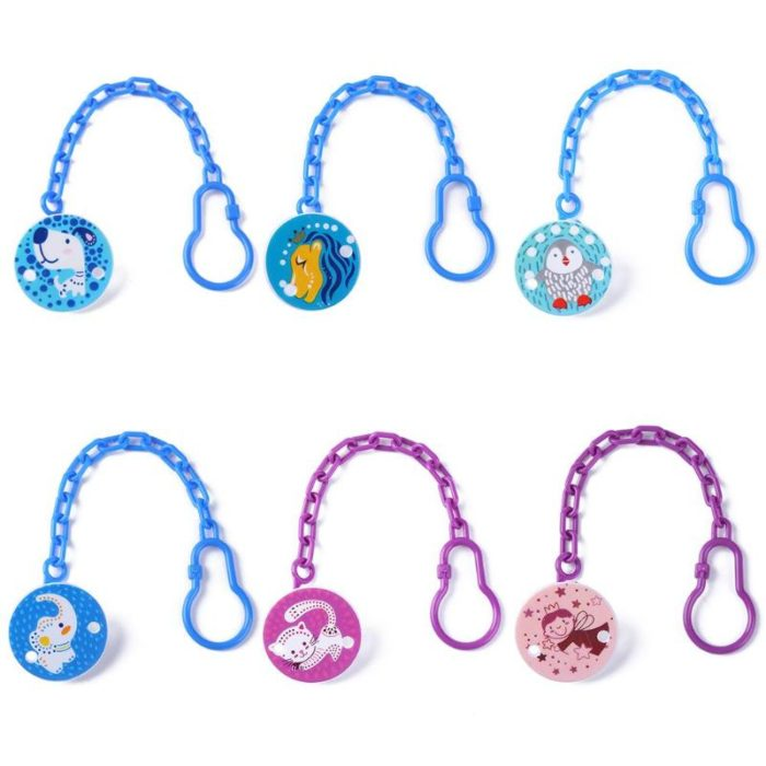 Baby Pacifier Clip Soother Holder
