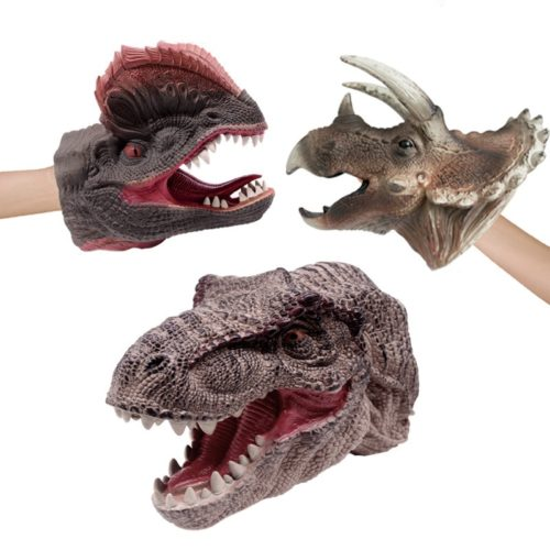 Dinosaur Puppet Educational Toy
