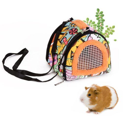 Hamster Bag Mini Pet Carrier