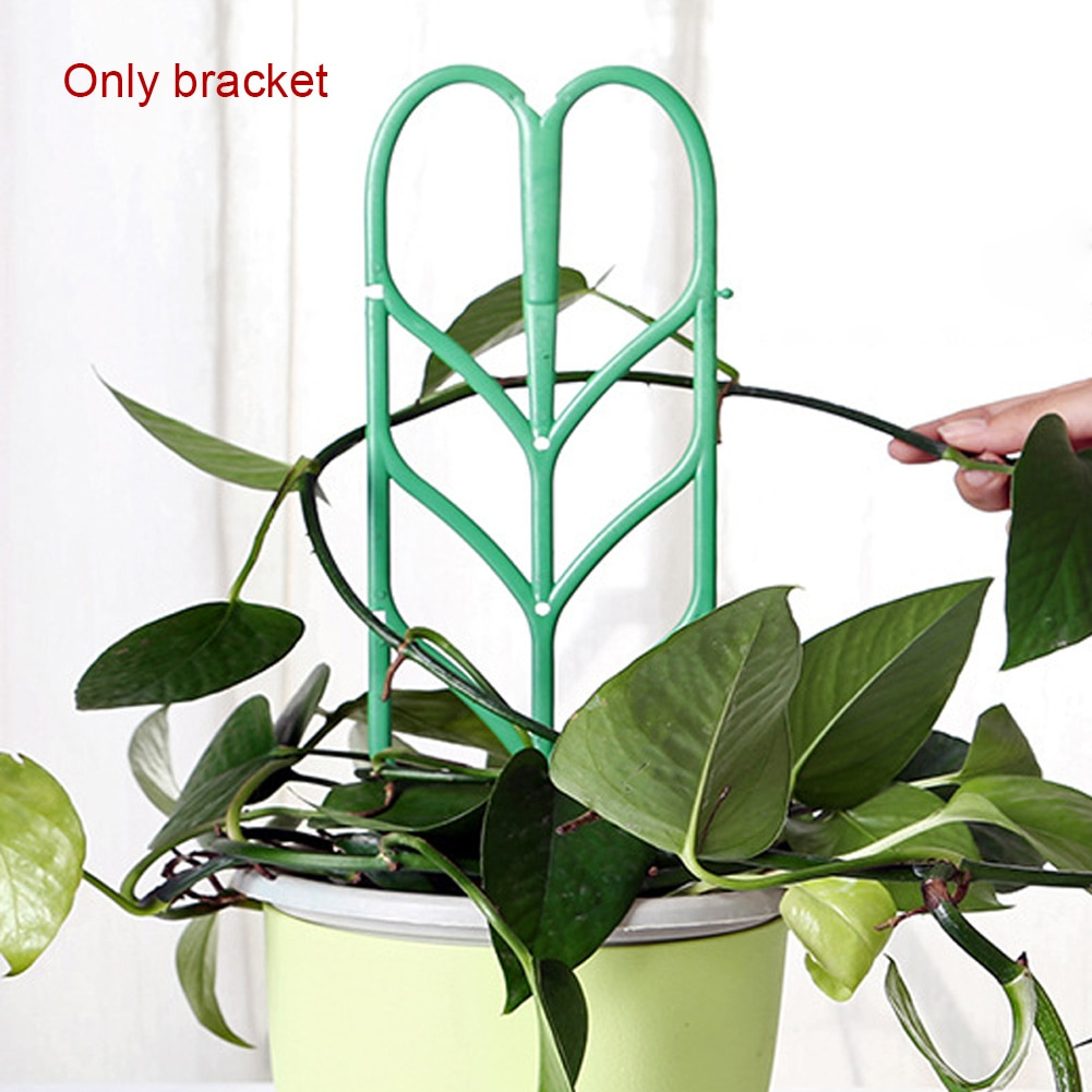 3 Pcs Mini Frame Garden Tool Climbing Artificial Plant DIY Stand Flower Rack Trellis Support