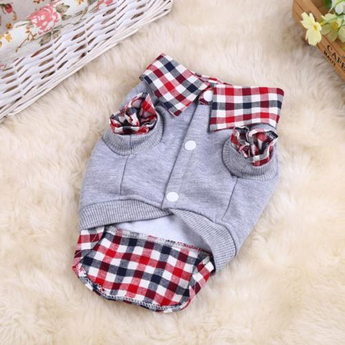 Dog Jacket Cotton Sweater