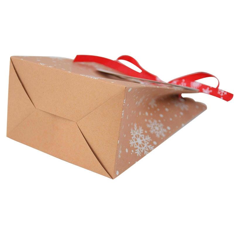 Christmas Paper Bags Gift Bags (12pcs)