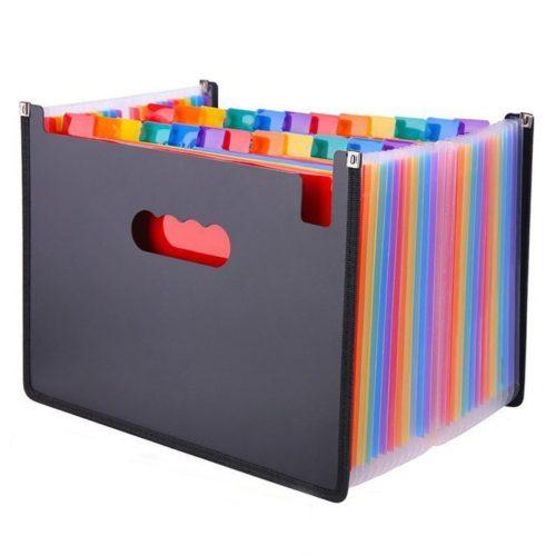 Expanding Box File A4 Folder