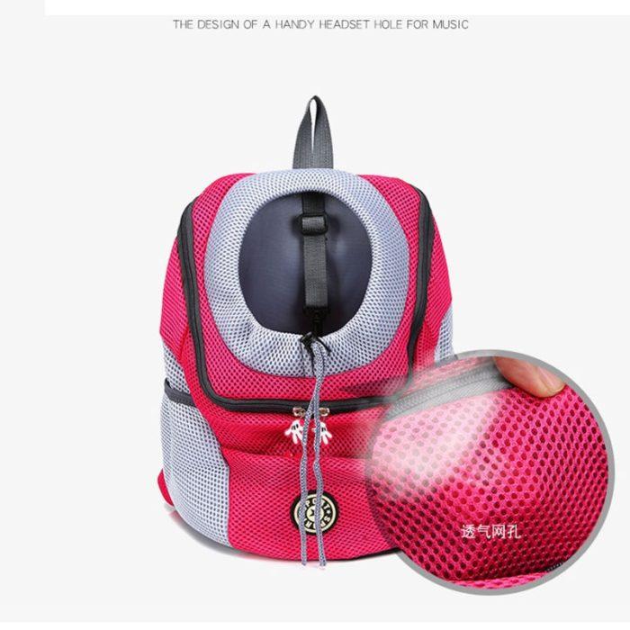 Dog Body Carrier Pet Travel Backpack