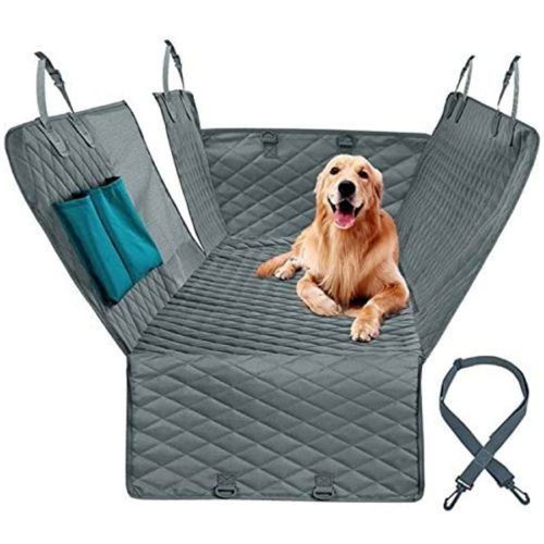 Rear Seat Dog Cover Car Hammock