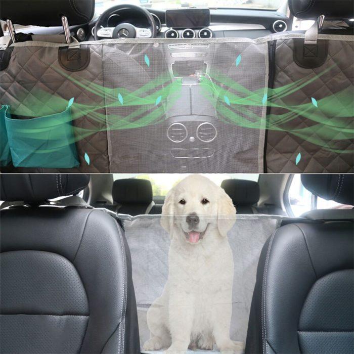 Rear Seat Dog Cover Car Hammock