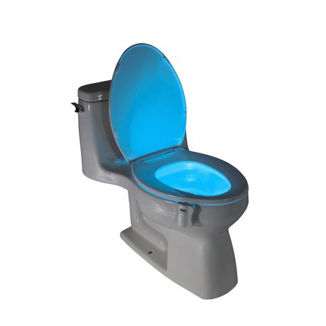 Toilet Light Sensor 8-Colors