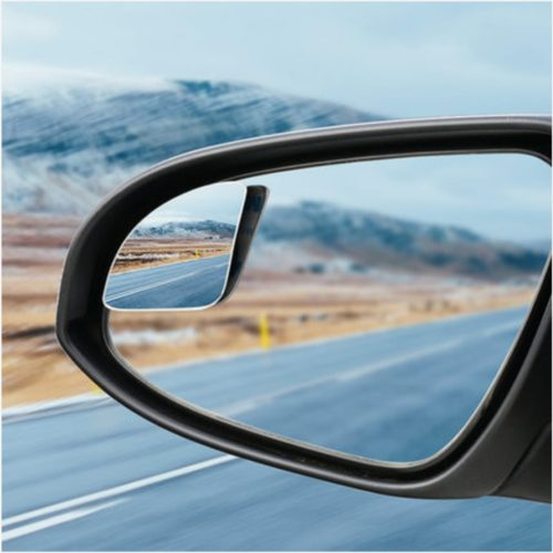 Blindspot Mirror for Side Mirror (2 pcs)