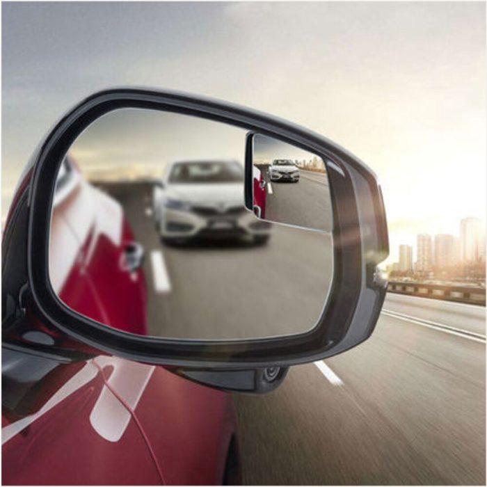 Blindspot Mirror for Side Mirror (2 pcs)