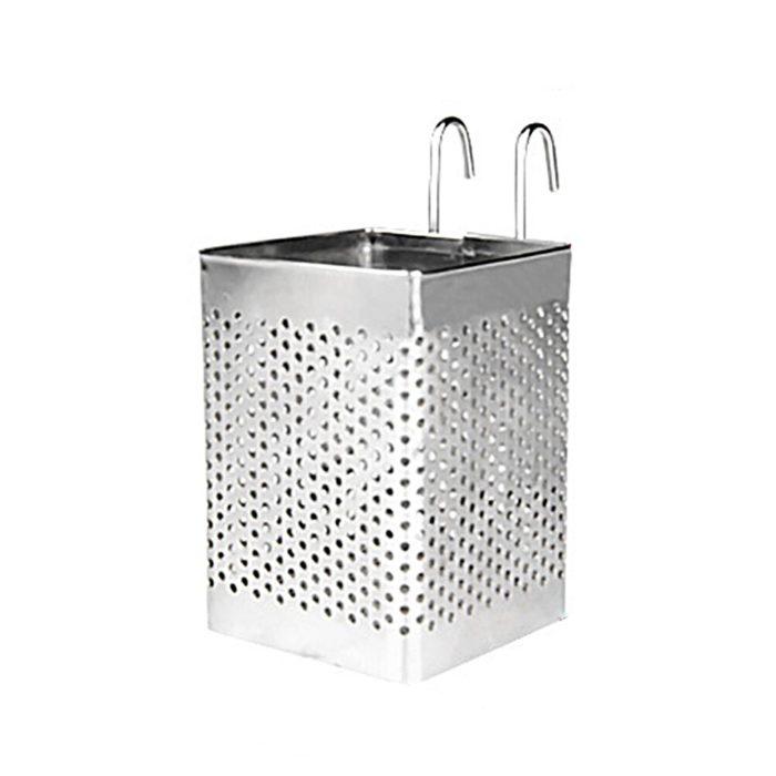 Utensil Drainer Stainless Steel Holder