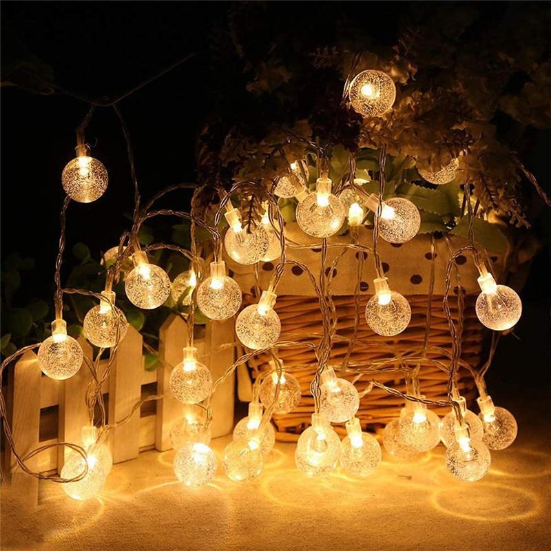 LED Light Balls Decorative String Light