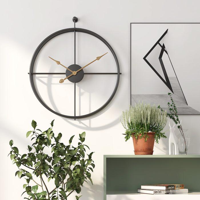 Modern Living Room Clock