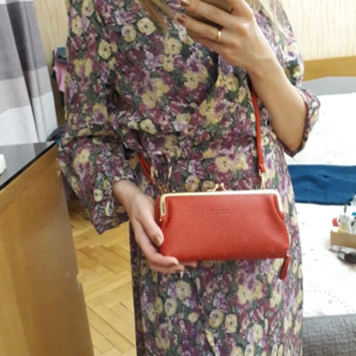 Ladies Purse with Phone Holder