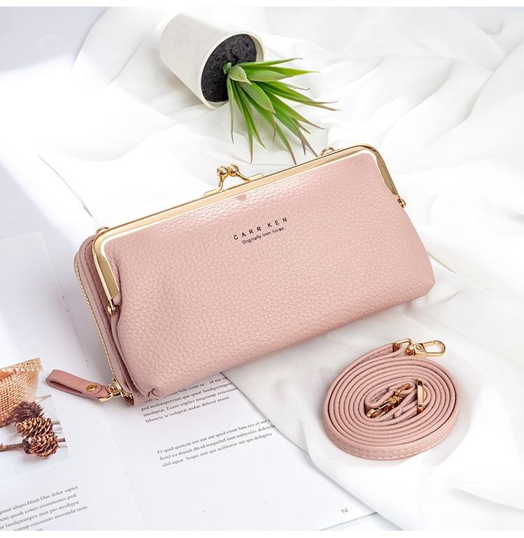 Fashion Small Crossbody Bags Women Matte Leather Shoulder Messenger Bag Female Handbag Bolsas Ladies Cell Phone bag Clutch Purse