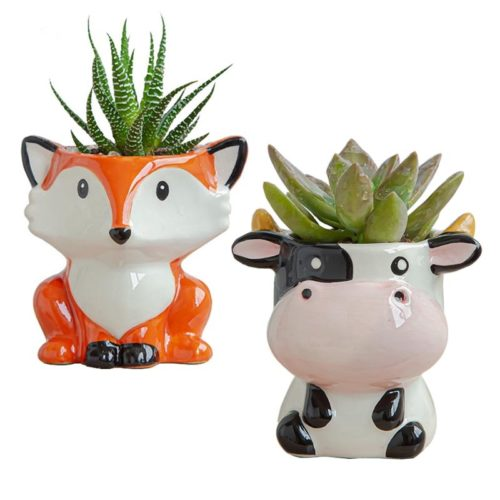 Animal Vase Creative Home Decor