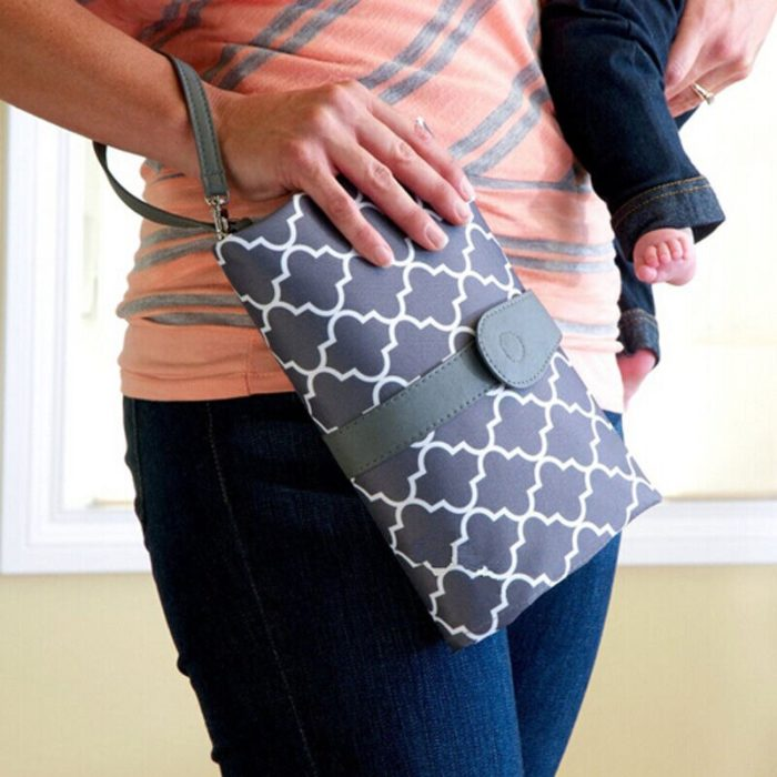 Portable Diaper Changing Pad Pouch