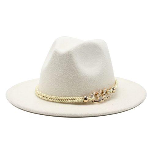Fedora Hat Classic Unisex Headwear