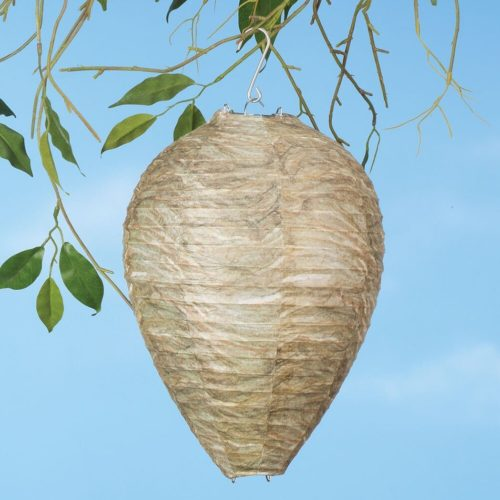 Fake Hornets Nest Hanging Deterrent