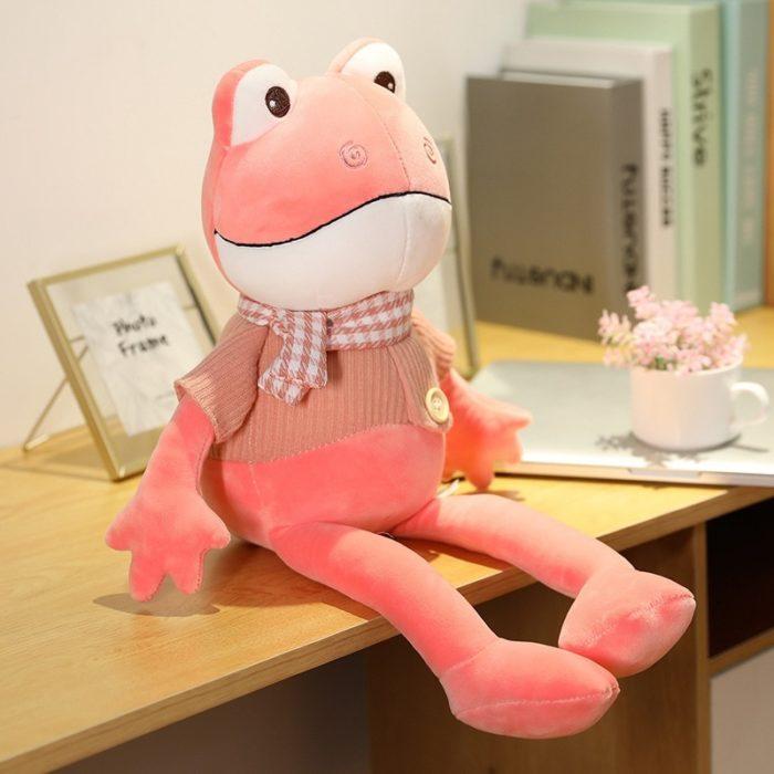 Frog Stuffed Animal Soft Plush Toy