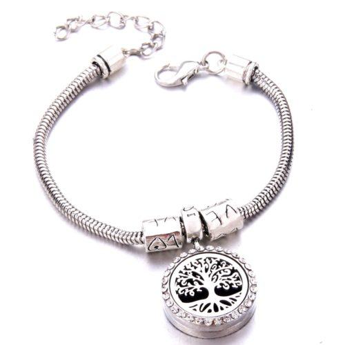 Essential Oil Diffuser Bracelet