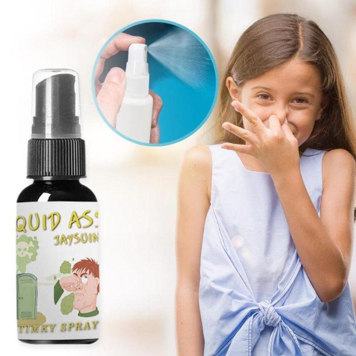 Stink Spray Smelly Prank Trick