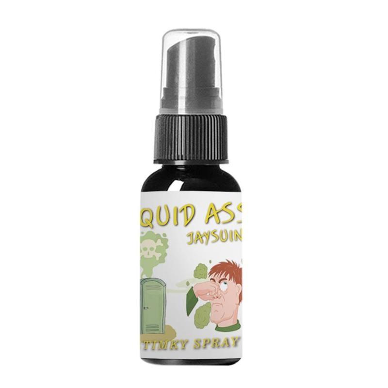 Liquid Smelly Spray Novelty Christmas Hallowmas Tricks Toy Novelties Liquid Fart Gag Joke Spray Stink Bomb Smelly Stinky Gas