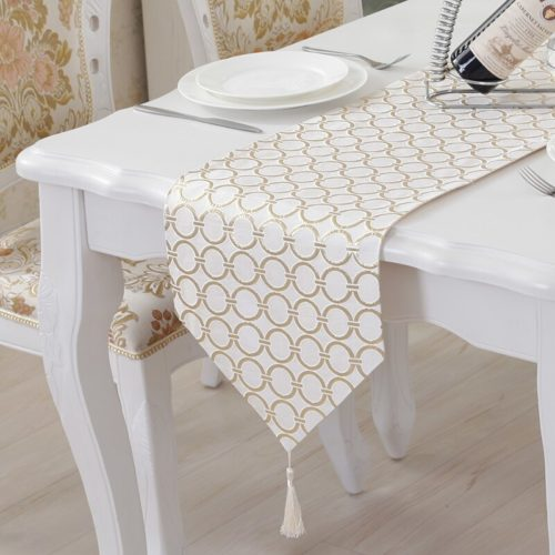 Luxury Cloth Dining Table Runner