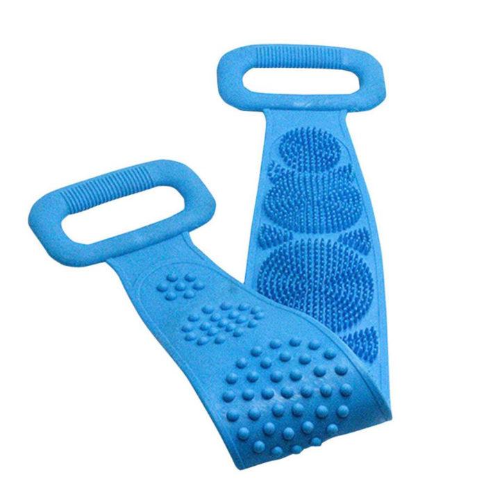 Bath Back Scrubber Silicone Exfoliator