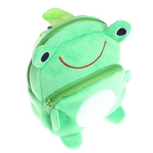 Frog Backpack Mini School Bag