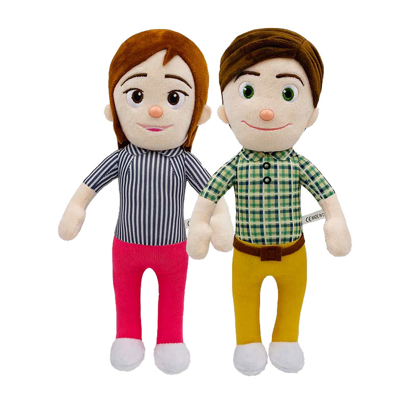 Jj Doll Cocomelon Character Plushies Life Changing Products