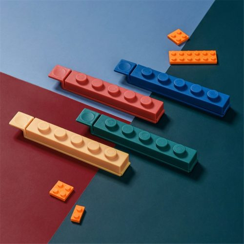 Chip Bag Clips Toy Block Sealers (4pcs)