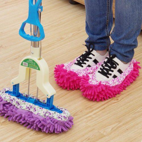 Mop Socks Shoe Cover Floor Cleaner