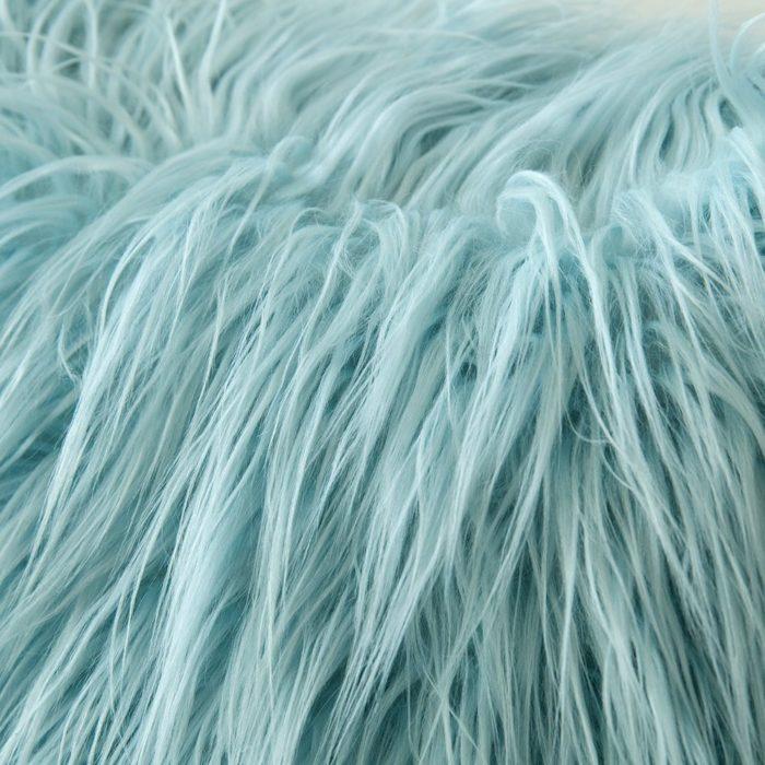 Fluffy Pillow Case Plush Cover