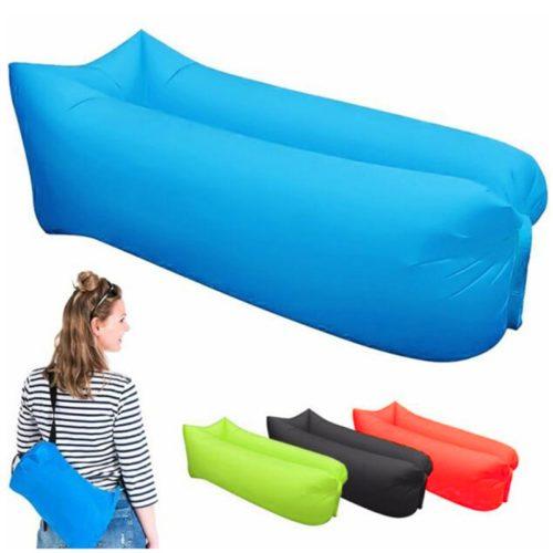 Inflatable Beach Lounger Portable Sofa
