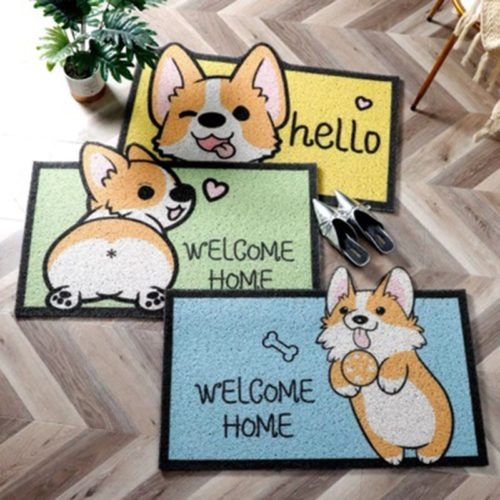 Non-slip Welcome Door Mat